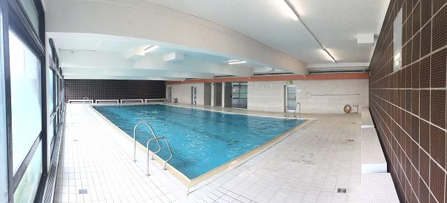 Lehrschwimmbecken Fröbelschule (3 Bahnen - 16/3m)