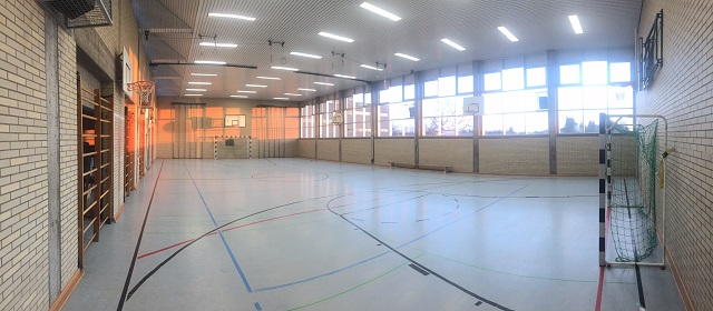 Turnhalle Friedrich-Dessauer-Gymnasium